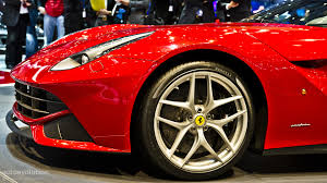 Ferrari F12 New - ferrari f12 berlinetta tires detailed autoevolution