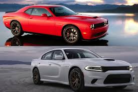 Dodge Challenger Dimensions - dodge charger hellcat vs challenger hellcat which would you