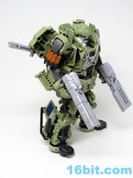 transformers hound weapons 16bit com figure of the day review hasbro transformers the last