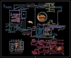 Metroid Nes Map Hyper Metroid