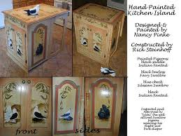 hand painted kitchen islands studio l image dog art sculpture and figurines by nancy miller pinke