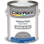 colorplace gloss paint white walmart com