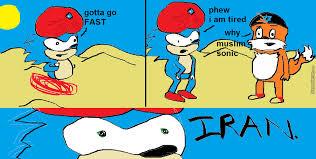 Sonic Gotta Go Fast Meme - gotta go fast 箍 盒 箍 ramadan kareem by bakoahmed meme center