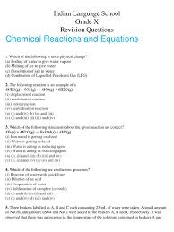 Worksheet 5 Double Replacement Reactions Chemistry Worksheet Ch 1 Chemical Reactions Magnesium