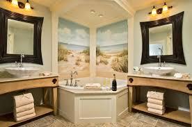 bathroom design fabulous oriental shower curtain beach themed