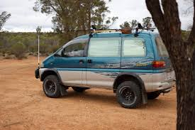 mitsubishi delica camper show us your c u0026v car truck page 8 bike forums