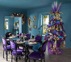 how to decorate a table for christmas trends in dining rooms 42