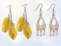 chandelier earings how to make chandelier earrings 12 steps with pictures