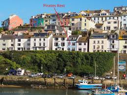 Brixham Holiday Cottages by Pirates Rest Large Harbourside Cottage With Panoramic Harbour