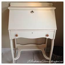 2perfection decor vintage secretary desk makeover