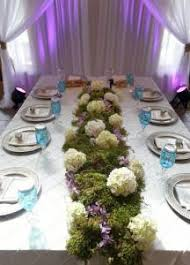 fresh flower table runner low centerpiece ideas gallery dahlia floral design calgary