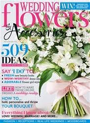 wedding flowers and accessories magazine wedding flowers magazine may june 2018 subscriptions pocketmags