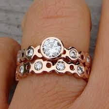 ethical wedding bands ethical wedding rings moissanite and recycled 14k gold