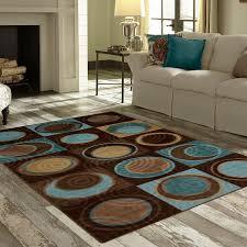 better homes and gardens circle block rug walmart com