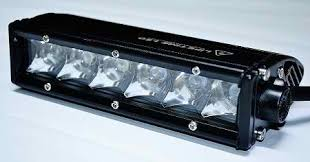 6 inch light bar lifetime led lights 6 inch single row led light bar