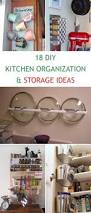 Diy Kitchen Organization Ideas Diy Kitchen Organization And Storage Ideas