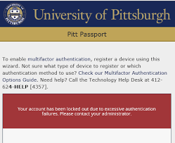pitt technology help desk multifactor authentication at pitt duo university of pittsburgh