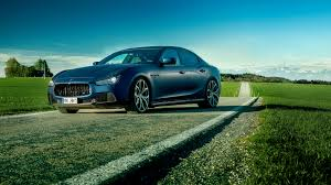blue maserati wallpaper hd background maserati ghibli blue color novitec