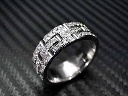 mens diamond wedding rings mens white gold diamond wedding rings kubiyige info