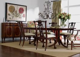 Ethan Allen Dining Table And Chairs Dining Rooms - Ethan allen maple dining room table