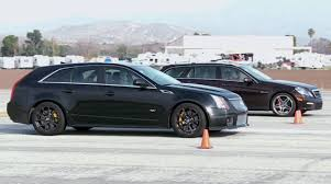 E63 Amg Weight Super Wagon Drag Race Cadillac Cts V Vs Mercedes Benz E63 Amg