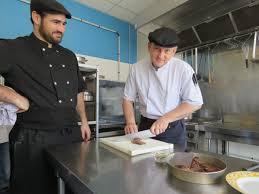 formateur en cuisine commis de cuisine un métier qui s apprend à dieppe actu fr