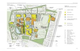 Montgomery Mall Map Montgomery College Master Plan Projects