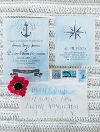 Wedding Invitations Nautical Theme - west coast beach wedding ideas