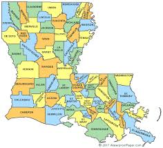 louisiana map cities printable louisiana maps state outline parish cities