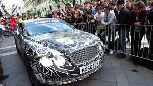 bentley wrapped wrapped bentley rolls in to the gumball 3000 at budapest youtube