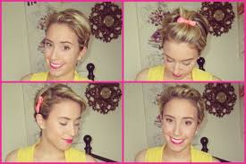 growing hair from pixie style to long style 4 easy ways to style a pixie youtube