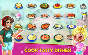 kitchen story diner cafe apk download android casual games