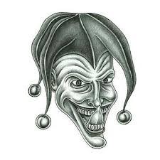 image gallery joker tattoo stencils