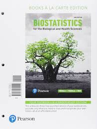 biostatistics for the biological and health sciences books a la