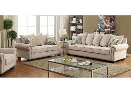 furniture ville bronx ny skyler ivory chenille sofa and loveseat
