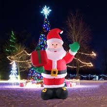 Outdoor Inflatable Christmas Ornaments by Online Get Cheap Outdoor Inflatable Santa Aliexpress Com