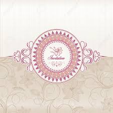 Empty Wedding Invitation Cards Wedding Invitation Card Royalty Free Cliparts Vectors And Stock