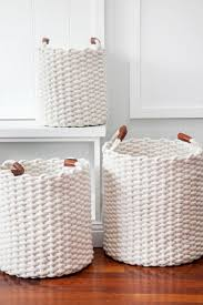 Laundry Hamper Australia by Willow U0026 Wood Woven Rope Baskets Pip And Sox