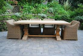 reclaimed wood outdoor table reclaimed wood outdoor furniture russthompson me