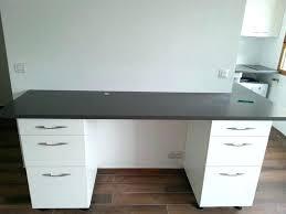 fabriquer un plan de travail pour cuisine fabriquer un bureau avec un plan de travail simple cuisine plan