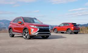 mitsubishi eclipse mitsubishi eclipse cross officially revealed car magazine
