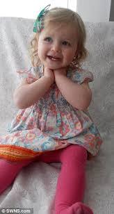Daughter Nervous Rhiley Bennett Dies Of Rare Cancer Just 11 Months After First