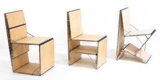 multifunctional board loop transforms into 9 unique furniture