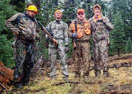 hunting in the state of jefferson travel adventure derrick kevin rich and carlyle i never got a shot i never even saw a deer or an elk but i had the hunt of a lifetime