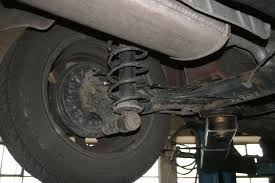 car suspension how to tell if your car suspension needs attention