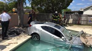 lexus of tampa bay meet our staff driver slams through fence straight into pool in tampa wtsp com