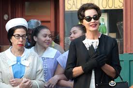Betty Davis Daughter by Feud Bette And Joan Recap Season 1 Episode 3