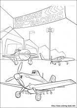planes coloring pages coloring book aniversario