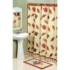 Autumn Colored Curtains Autumn Colours Curtains Autumn Colored Curtains Fall Shower
