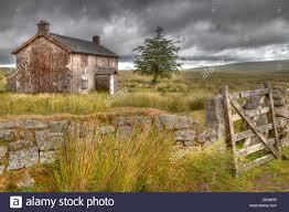 nun u0027s cross farm an isolated derelict old farmhouse near